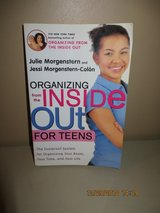 """""""Organizing from the Inside Out For Teens"""" ISBN 0-8050-6470-2 in Naperville, Illinois"""