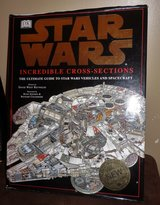 Incredible Cross-Sections of Star Wars: The Ultimate Guide to Star Wars Vehicles in Naperville, Illinois