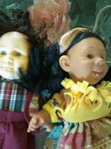 Funny Face Doll Set in Yucca Valley, California