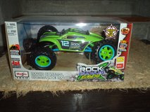 Maisto Rock Crawler Extreme 4WD remote control in Okinawa, Japan