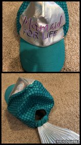 Hat Mermaid for life in Conroe, Texas