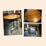 Round Oak Table in Orland Park, Illinois