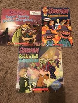 Scooby Doo Books in Beaufort, South Carolina