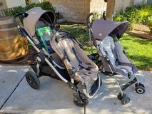 City Select Baby Jogger Double and Maclaren strollers in Camp Pendleton, California