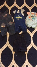 Boys Size 6 Months Outfits Lot 3 in Kingwood, Texas
