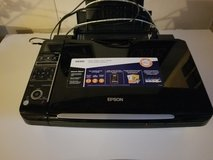 REDUCED!! EPSON ALL IN ONE PRINTER in Fort Knox, Kentucky