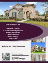 Rental Property in The Woodlands, Texas