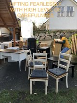 LOCAL MOVERS AND TRANSPORT PICK UP AND DELIVERY FURNITURE ASSEMBLY LOCAL TRANSPORTATION in Wiesbaden, GE