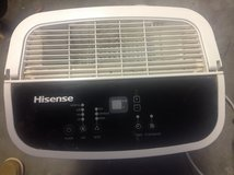Hisense dehumidifier used 1 1/2 years, works great in Beaufort, South Carolina