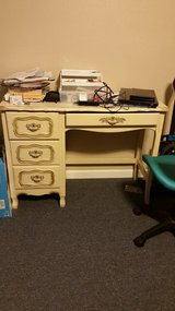 French Provincial Desk/Vanity in Kingwood, Texas