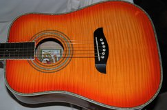 OSCAR SCHMIDT 3/4 SIZE ACOUSTIC GUITAR in Cleveland, Ohio