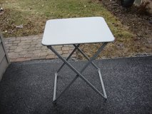 """22"""" BY 24 """" FOLDING TABLE  / WORK  STAND ? in Aurora, Illinois"""