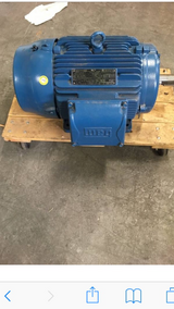 15 HP Motor 3PH 3530, 208-230/460 EFF 91.0 in Glendale Heights, Illinois