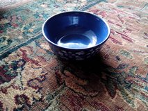 FLOWER-PAINTED HANDMADE BOWL in Orland Park, Illinois