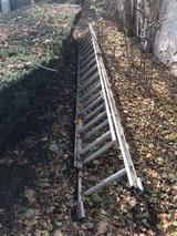 Extension ladder in Bolingbrook, Illinois