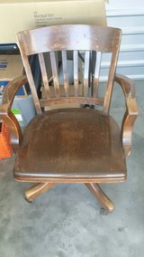 Bankers chair by Johnson furniture. in Fairfield, California