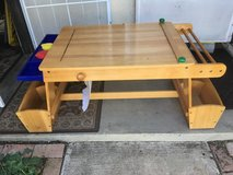 Kidscraft art desk table in Camp Pendleton, California