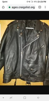 leather jacket in Schaumburg, Illinois