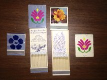 Matchbooks from Snowmass mt., CO in Joliet, Illinois