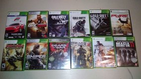 XBOX 360 games in The Woodlands, Texas