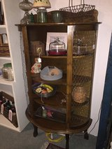 Antique repurposed cabinet in Bartlett, Illinois