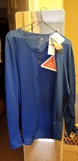 Adidas Top New Blue Size XL in Fort Campbell, Kentucky
