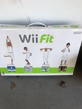 Wii Fit - never been used in Oswego, Illinois