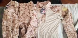 New Desert Frog top and bottom SR in Camp Pendleton, California