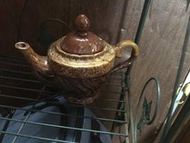 brown teapot in Fort Campbell, Kentucky