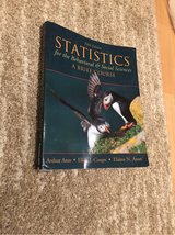 Statistics Textbook in Ramstein, Germany