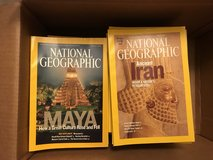 Magazines National Geographic in Fort Rucker, Alabama