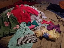 12 month lot girls clothes in Wilmington, North Carolina