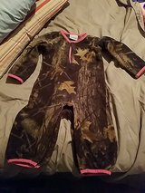 Camo onesie Columbia Brand 6-12 month in Wilmington, North Carolina
