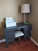 Antique Desk and Stool in Warner Robins, Georgia