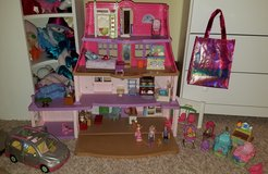 Fisher-Price Loving Family Dollhouse plus accessories in Lockport, Illinois