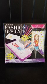 Lightbox Fashion Designer kit-new in Bolingbrook, Illinois