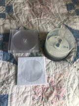 new cd-r disk with cases in Alamogordo, New Mexico