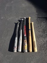 YOUR CHOICE OF BASEBALL BATS in Chicago, Illinois
