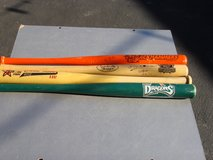 YOUR CHOICE OF SMALL BASEBALL BATS in Chicago, Illinois