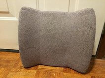 Supporting back and seat pillow in Glendale Heights, Illinois