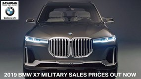 2019 BMW X-7...now available! in Ramstein, Germany