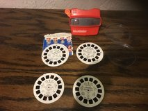 Vintage View Master with four sets of reels in Bolingbrook, Illinois