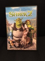 Shrek two DVD in Cherry Point, North Carolina