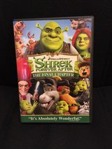 Shrek forever after the final Chapter DVD in Cherry Point, North Carolina