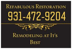 Refabulous Restoration in Clarksville, Tennessee
