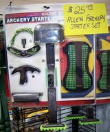 Allen Archery Starter Kit in Leesville, Louisiana