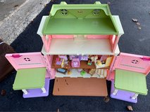 Doll House with accessories in Orland Park, Illinois