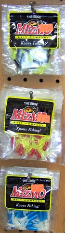 Mizmo the Edge Crappie Bait in Leesville, Louisiana