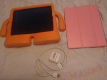 Apple iPad 2 with 2 case's and charger in Fort Campbell, Kentucky