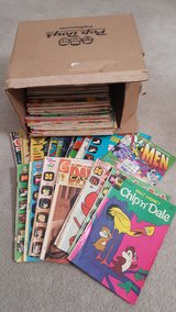 LOT of 80 Collectible Comic Books from 60's 70's - Dark Shadows, Tom Jerry, Thor, over $330 value in Warner Robins, Georgia